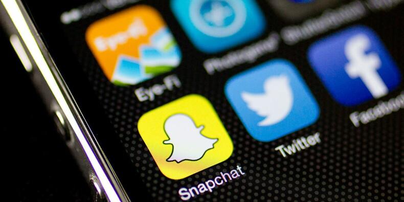 Facebook VS Snapchat : la guerre des photos