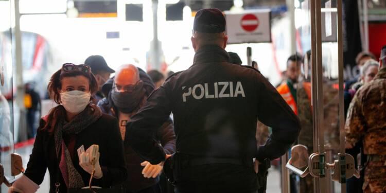 Coronavirus : une cinquantaine de Siciliens vont recevoir une amende pour avoir assisté à un enterrement