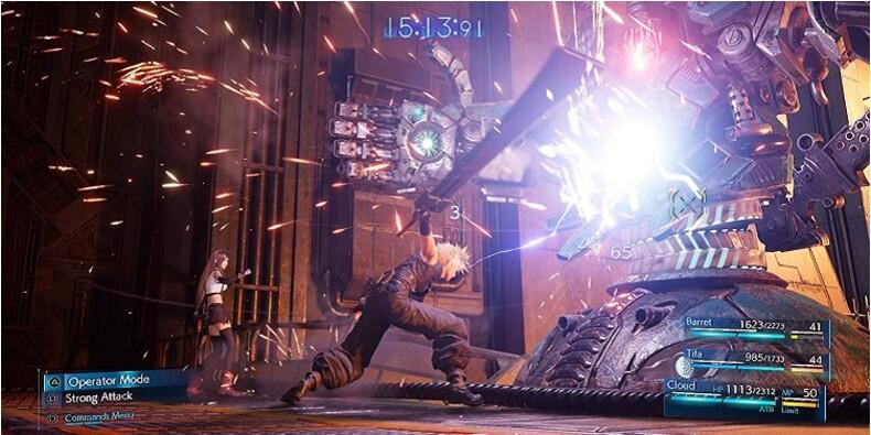 Final Fantasy VII Remake : 29% de réduction sur le jeu en précommande chez Amazon