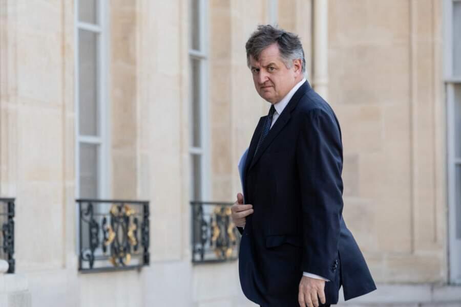 Le PDG d'ADP Augustin de Romanet