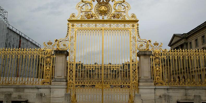 Le Château de Versailles ferme à son tour ses portes