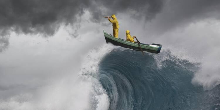 Bourse : c'est la tempête… comment investir en actions sans tout risquer ?