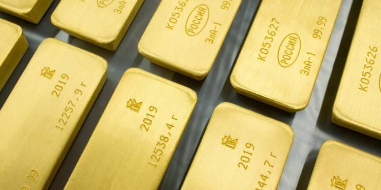 8 questions sur l'or, après le krach de la Bourse