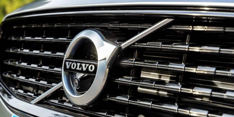 Volvo annonce un plan de restructuration et des suppressions d'emplois en Suède
