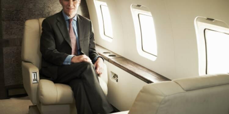 Les jets privés prennent le relais des vols annulés à cause du coronavirus