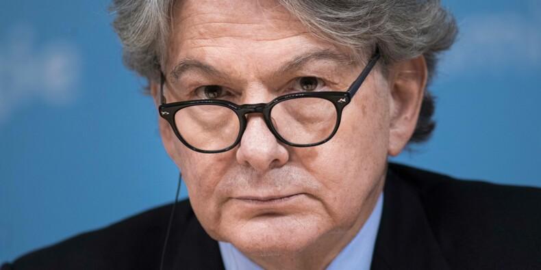 La BCE va devoir être plus offensive, avertit Thierry Breton