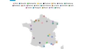Elections municipales 2020 : notre carte de France des résultats