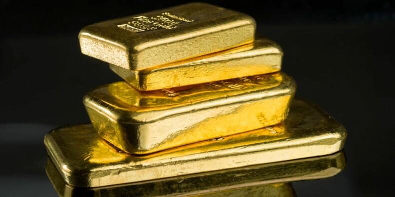 L'or plonge malgré la baisse du taux d'intérêt aux Etats-Unis : le conseil Bourse du jour