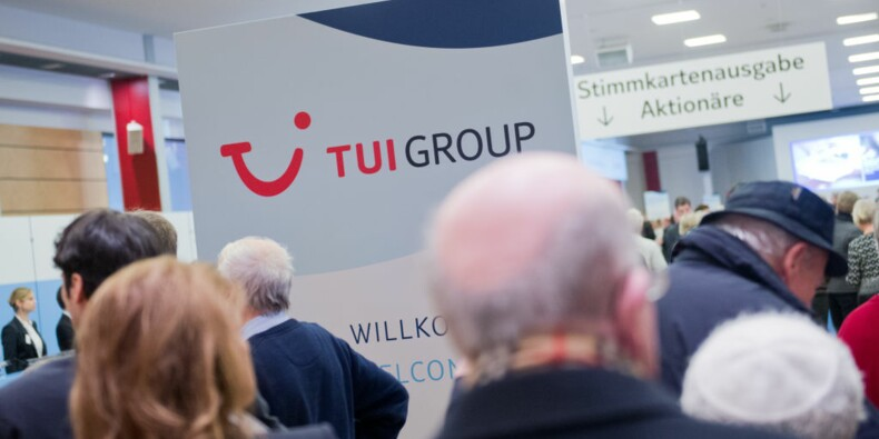 "Coronavirus : TUI suspend ""la plus grande partie"" de ses activités"