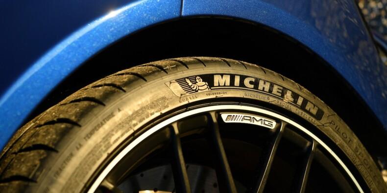 Michelin ferme ses usines en France et dans d'autres pays européens
