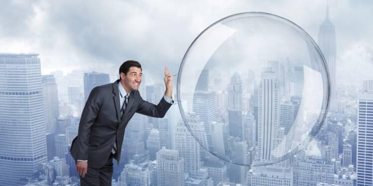 """Bourse, dette de l'Italie... """"les bulles éclatent en même temps !"""""""