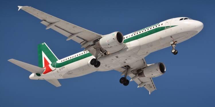 Au bord de la faillite, la compagnie aérienne Alitalia sera nationalisée