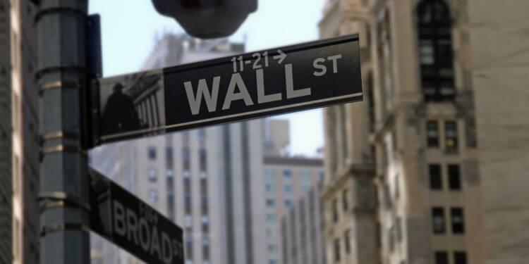 Les actions américaines accusent leur pire chute depuis le krach de 1987