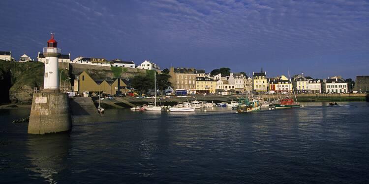 Belle-Île-en-Mer dit stop à l'afflux de résidents secondaires