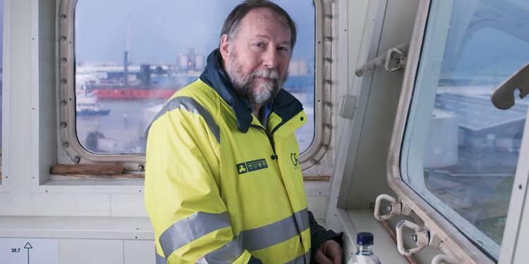 Ôdeep : après l'eau de mer, le navire usine se met au gel hydroalcoolique
