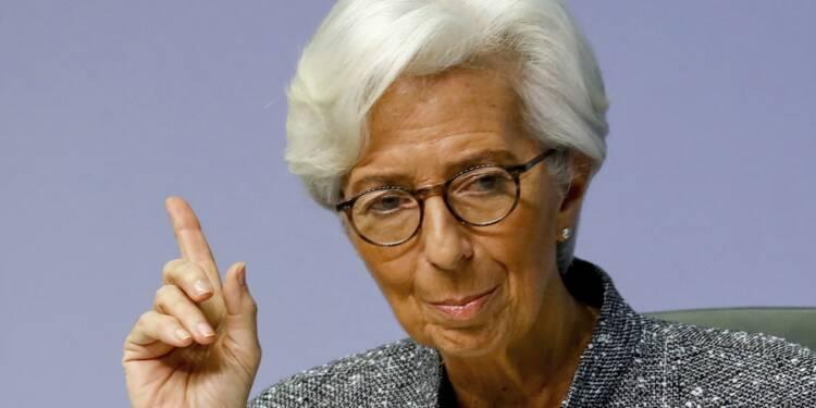 """""""En cas de nouveau krach en Bourse, la BCE pourrait acheter des actions"""""""