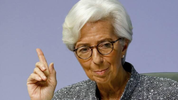 La BCE sort l'artillerie lourde face au coronavirus, le pétrole décolle