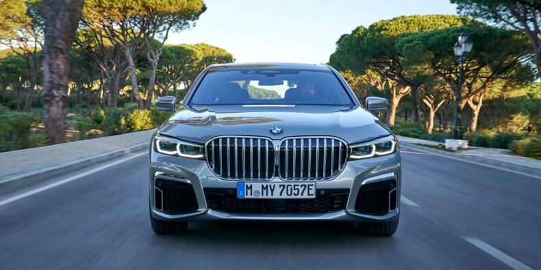 La future BMW Série 7 aura sa version 100% électrique