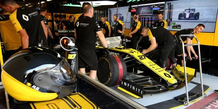 Renault F1 : immersion dans les coulisses de ces maîtres du temps