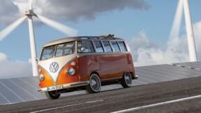 Volkswagen e-Bulli : un T1 Samba Bus à moteur électrique