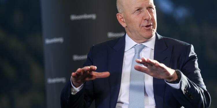 Le bonus très polémique que va toucher le PDG de Goldman Sachs