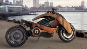 Vous pouvez désormais vous offrir cette moto électrique française au look futuriste