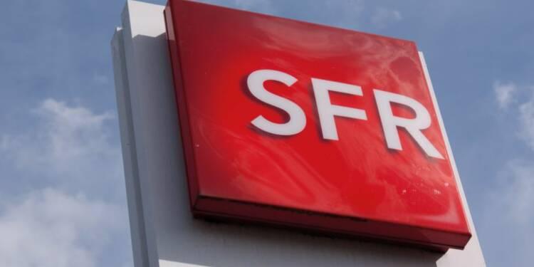 SFR place 40% de ses troupes au chômage partiel