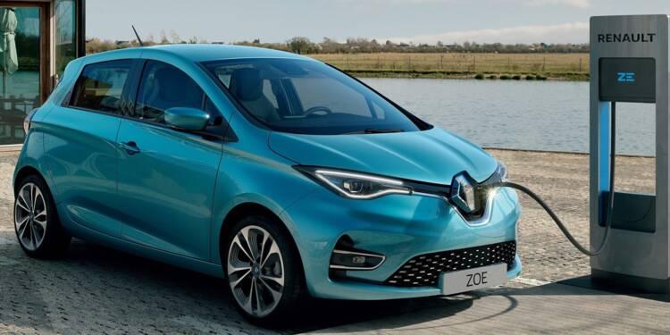 La voiture électrique la plus vendue en Europe au premier semestre est française
