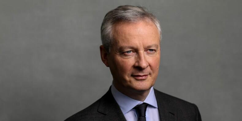 Croissance : le choc aux Etats-Unis sera décisif pour la France, juge Bruno Le Maire