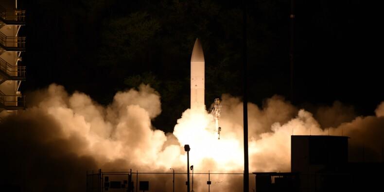 Le Pentagone teste avec succès une nouvelle arme hypersonique