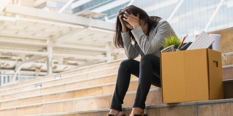 Les demandes d'allocations chômage aux Etats-Unis connaissent une envolée record