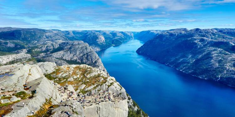 La Norvège a très bien résisté à la crise Covid-19, merci le fonds souverain !