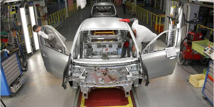 88 cas suspects dans une seule usine Renault