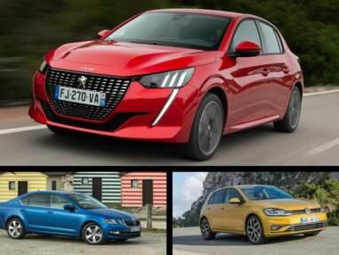 Le top 10 des voitures les plus vendues en Europe en février 2020