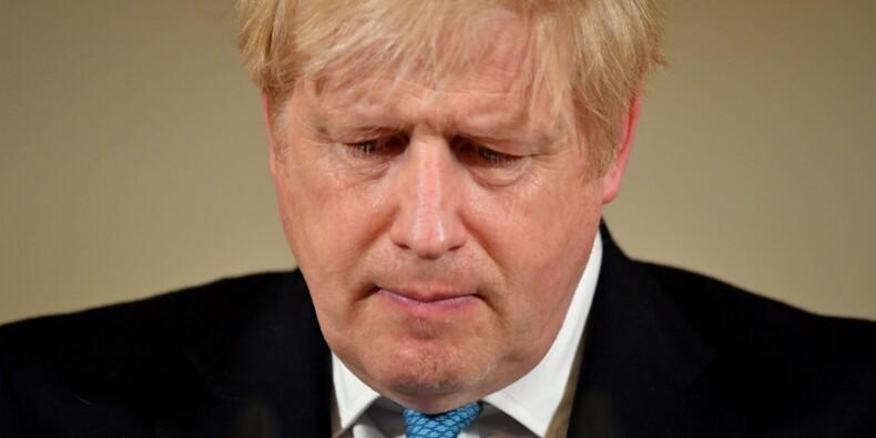 Boris Johnson testé positif au coronavirus, la pandémie s'accélère au Royaume-Uni