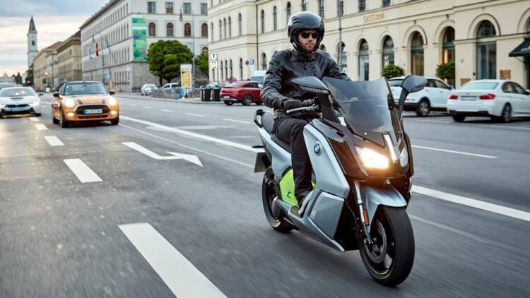 Les 5 motos électriques les plus vendues en France