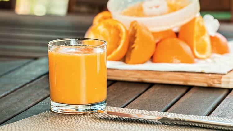 Le prix du jus d'orange s'envole, face aux craintes liées au coronavirus