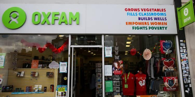 """L'ONG Oxfam réclame un """"plan Marshall"""" d'un montant colossal pour la planète"""