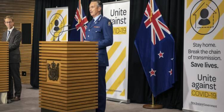 Un site de délation sur le confinement cartonne en Nouvelle-Zélande