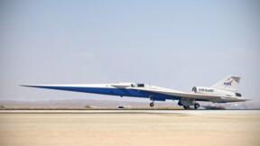 La Nasa développe un jet supersonique silencieux