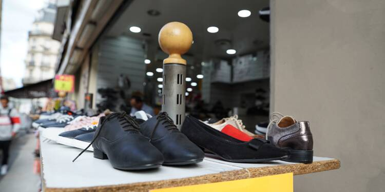 Les chaussures JB Martin en faillite