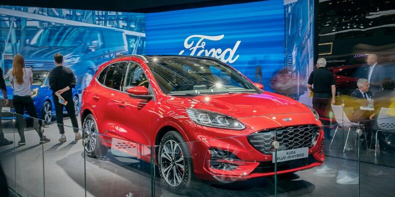 Chute historique du marché automobile français en mars