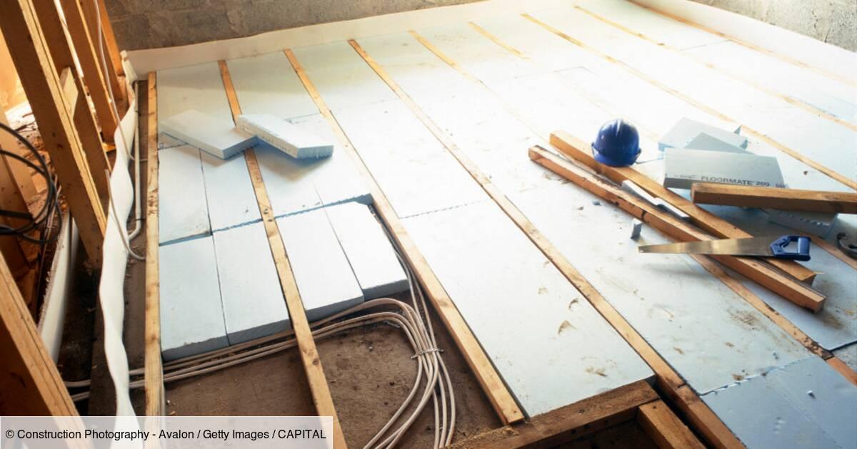 """Rénovation énergétique : diminution de la prime """"Coup de pouce"""" pour certains travaux d'isolation"""