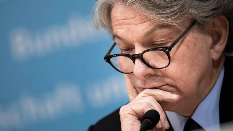 Thierry Breton juge indispensable un fonds industriel de relance pour l'Union européenne