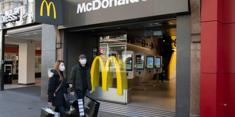 McDonald's se prépare à redémarrer les ventes