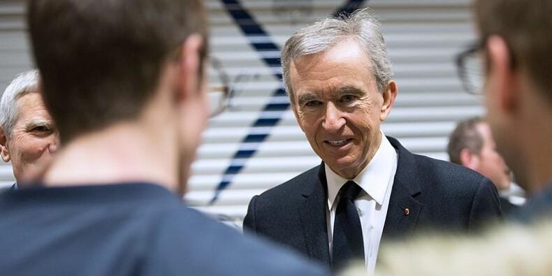 Arnaud Lagardère et Bernard Arnault se renforcent dans Lagardère