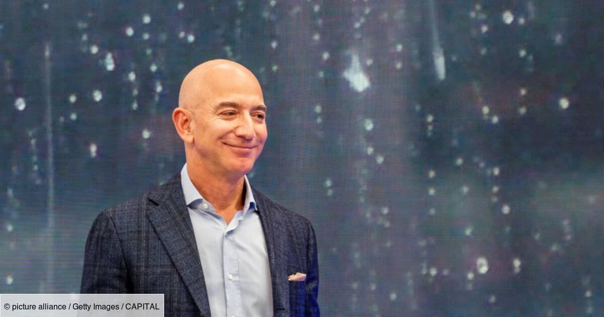 Comment la contagion a enrichi Jeff Bezos