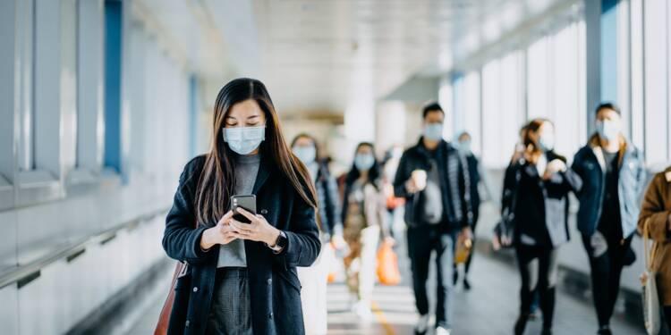 L'Académie de médecine recommande le port du masque dès maintenant
