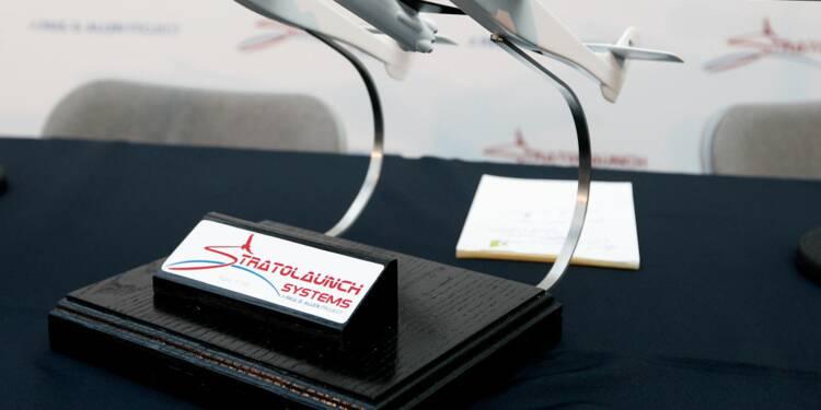 Stratolaunch promet une fusée commerciale à 8.000 km/h