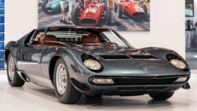 Une Lamborghini à vendre pour 3 millions d'euros !